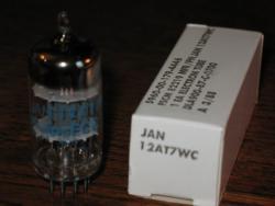 Jan Philips 12AT7WC