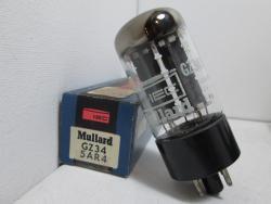 Mullard GZ34 5AR4