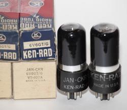 Ken Rad 6V6GT