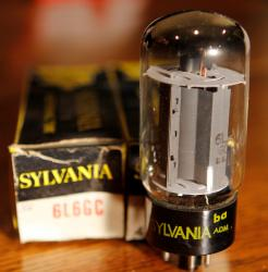 Sylvania 6L6GC