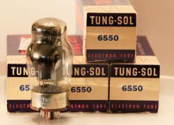 Tung Sol 6550