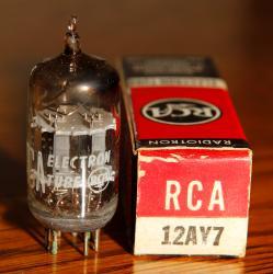 RCA 12AY7