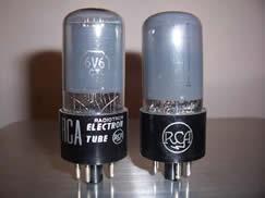RCA 6V6GT Blackplate
