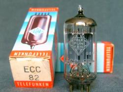 Telefunken ECC82 12AU7