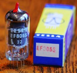 NOS Tesla EF806S